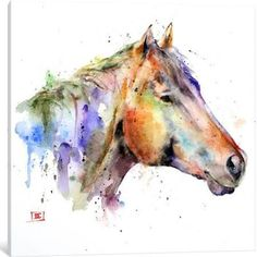 wood horse wall hanging - Google Search