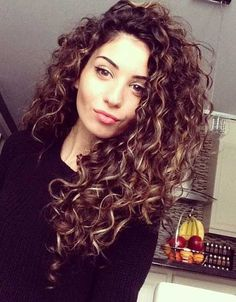Must-See Curly Hairstyles for Women | Long Hairstyles 2016 - 2017