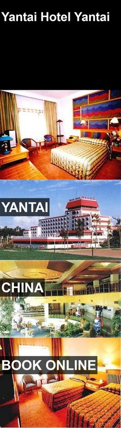 Yantai Hotel Yantai in Yantai, China. For more information, photos, reviews and best prices please follow the link. #China #Yantai #travel #vacation #hotel