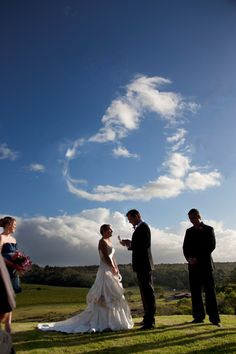 How perfect is this love cloud. Wedding in Albany WA