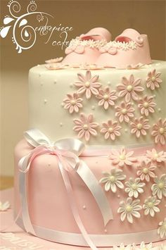 Wedding Cakes Plymouth Devon - Christening