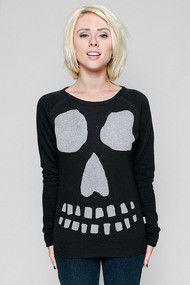 Glamour Kills Girls Ghoulish Intentions Sweatshirt