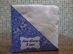 porta guardanapo de papel reciclado - Pesquisa Google