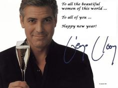 For the Clooney fans...