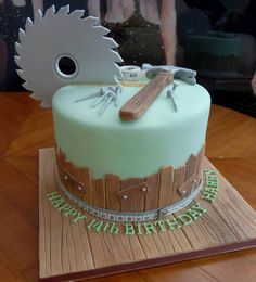 Harry's Carpenter cake