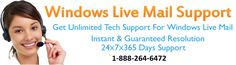 Contact Windows Live mail Technical Support To Get The Solution of  Your Problems #WindowsLivemailTechnicalSupport