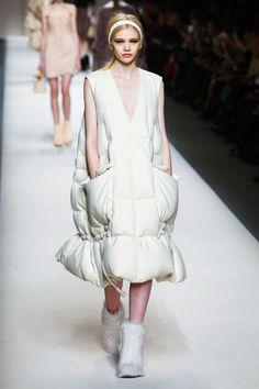 Image - Fendi @ Milan Womenswear A/W 2015 - SHOWstudio - The Home of Fashion Film