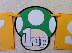 Super Mario Bros Party Banner. making this!