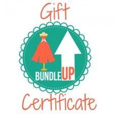 #BundleUP Gift Certificate