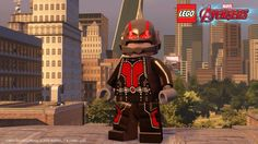 LEGO Marvels Avengers FREE Ant-Man DLC Pack Available NOW Exclusively for PS4 & PS3