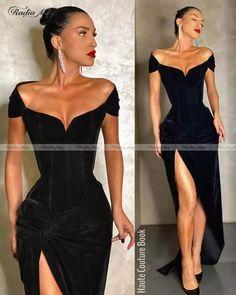 Stunning Prom Dresses, Classy Prom Dresses, Glam Dresses, Black Evening Dresses, Mermaid Evening Dresses, Classy Dress, Elegant Dresses, Pretty Dresses, Fashion Dresses
