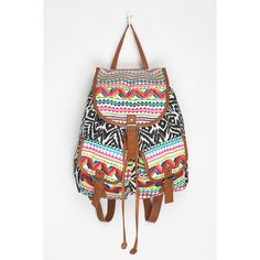 Ecote Bizarre Backpack ❤ liked on Polyvore