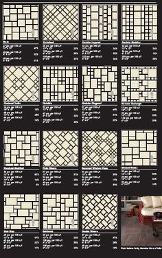 New Kitchen Floor Tile Patterns Layout 56 Ideas Kitchen Floor Tile Patterns, Floor Patterns, Kitchen Flooring, Tile Floor, Mosaic Patterns, Square Tile Patterns, Tile Layout Patterns, Kitchen Tile, Pattern Ideas
