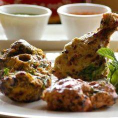 Murgh Khyber Recipe by Ashish Joshi Bengali Fish Recipes, Indian Dessert Recipes, Pakistani Recipes, Bengali Food, Indian Recipes, Chicken Starter Recipes, Yummy Chicken Recipes, Chicken Starters Indian Recipe, Chicken Recepies