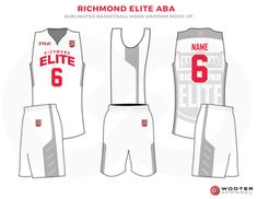 b93ee050f6cd Custom Sublimated Basketball Uniforms   Jerseys — Wooter Apparel