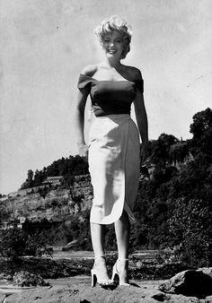 retro Marilyn