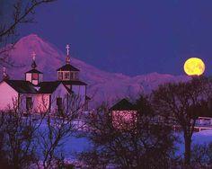 Russian Orthodox church, Alaska