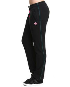Buy Girly French Terry Sweat Pants Women's Bottoms from Adidas. Find Adidas fashions & more at DrJays.com  Tada!!