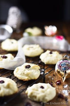 Melt in Your Mouth Shortbread Cookies | The Endless Meal