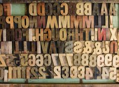Typeface Galore!