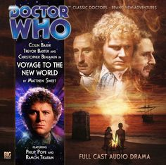 Doctor Who: Voyage to the New World - preorder for $1 until December 31.