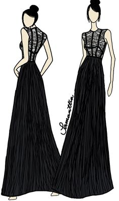 mcqueen fashion designer sketches - Google Search