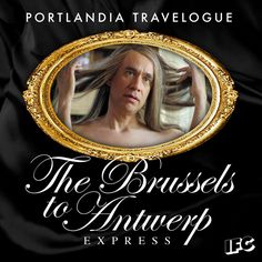 Portlandia Travelogue: The Brussels to Antwerp Express Audiobook for FREE