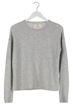 Sweter - silver