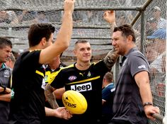 See all the best AFL Photo images from Richmond's win over Port Adelaide in Mount Gambier on Sunday. Richmond Football Club, Dream Team, Tattoos, Gallery, Sports, Stems, Woodwind Instrument, Hs Sports, Tatuajes
