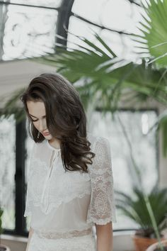LAURE - kobieca suknia ślubna - ateliertwardowska.com