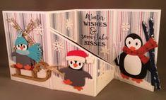 Creaties+van+Hetty:+pinguïns