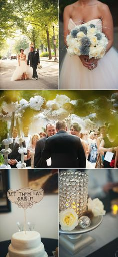 Knoxville Wedding by Dixie Pixel Photography   The Wedding Story