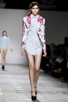 Fashion East LFW Fall 2012