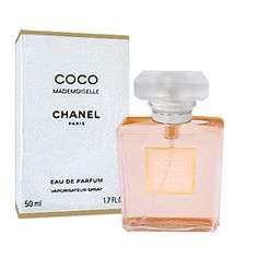 Chanel Coco Mademoiselle - My favorite!