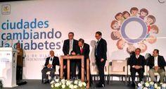 Presentaron plan de trabajo del programa Ciudades Cambiando la Diabetes - http://plenilunia.com/prevencion/presentaron-plan-de-trabajo-del-programa-ciudades-cambiando-la-diabetes/31764/
