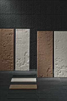 BAS-RELIEF Collection by Mutina | Design Patricia Urquiola