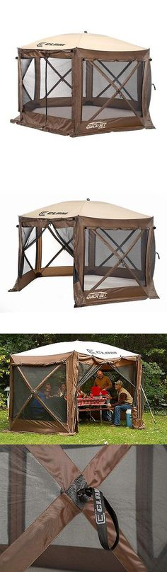 Other Tents and Canopies 179019: Clam Corporation 9882 Quick-Set Pavilion, 150 X 150-Inch, Brown Beige -> BUY IT NOW ONLY: $528.26 on eBay!