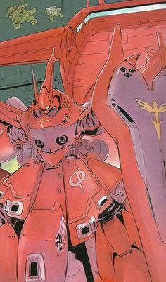 the JUMP-GATE Robot Art, Robots, Character Art, Character Design, Gundam Wallpapers, Pixel Animation, Gundam Mobile Suit, Gundam Art, Custom Gundam