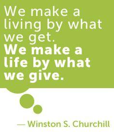 #Giving #Volunteerism #DoGood