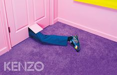 Kenzo Fall/Winter 2014/2015 Campaign | The Fashionography