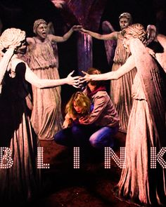 Don't blink. #DoctorWho