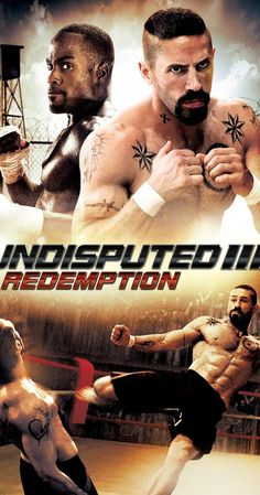 Scott Adkins and Mykel Shannon Jenkins in Undisputed III: Redemption Movies To Watch, Good Movies, Movies Free, Dojo, Fight Movies, Peliculas Audio Latino Online, Scott Adkins, Science Fiction, Bon Film