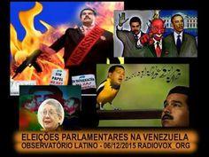 VENEZUELA PERIGOSA ... conheça os amigos do PT ... ELEIÇÕES PARLAMENTARES NA VENEZUELA-GRAÇA SALGUEIRO