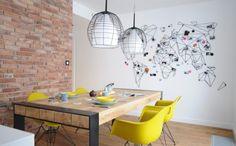 kreative wandgestaltung farbideen farbgestaltung farbwirkung wohnideen dekoideen 21