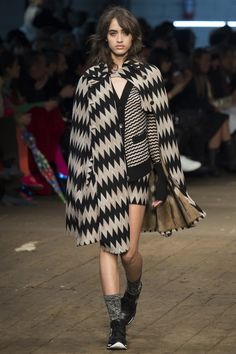 Missoni Fall 2016 Ready-to-Wear Fashion Show