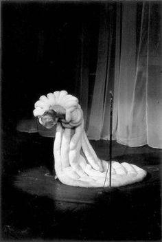 Marlène Dietric by François Gragnon - circa 1960