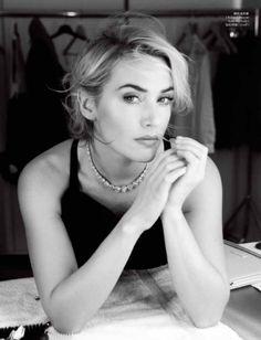 Kate Winslet - Gilles Bensimon - 2012 #Makeup by Lisa Eldridge http://www.lisaeldridge.com/gallery/celebrities/