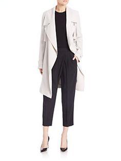 BOSS - Celiana Wrap Coat