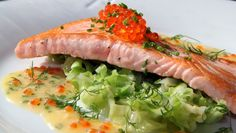 Other Recipes, Fish Recipes, Seafood Recipes, Dinner Recipes, Laksa, Frisk, Fish And Seafood, Lchf, Tuna