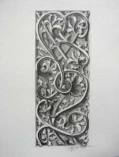 Simply Medieval I by msilvestre on DeviantArt Celtic Patterns, Celtic Designs, Band Tattoo, Elements Of Design, Patterns In Nature, Painting Techniques, Book Design, Embroidery Patterns, Book Art